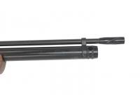 Пневматическая винтовка Kral Puncher maxi 3 орех 6,35 мм (модератор) ствол