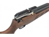 Пневматическая винтовка Kral Puncher maxi 3 орех 6,35 мм (модератор) рукоять