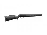 Приклад Hatsan 125, пластик, цвет черный