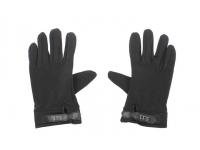 Перчатки демисезонные черные