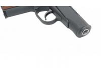 Травматический пистолет П-М17Т 9 мм РА (с насечками)