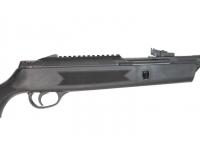 Пневматическая винтовка Hatsan Alpha 4,5 мм (пластик, переломка) планка