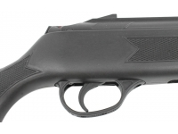 Пневматическая винтовка Hatsan Alpha 4,5 мм (пластик, переломка) спуск.крючок