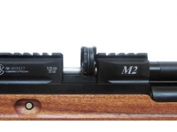 Пневматическая винтовка Ataman M2R Тип I Тактик Карабин 6,35 мм (Дерево)(магазин в комплекте)(216/RB-SL) планка