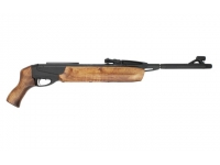 Пневматическая винтовка МР-512-46 4,5 мм (комбинированное ложе, исп. Ягуар) - вид справа