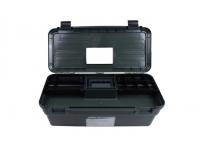 Ящик Remington для чистки и ухода за оружием (зеленый) - открытый