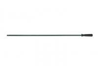 Шомпол цельный металлический в оплетке (5 мм, резьба наружная M3)