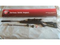 Пневматическая винтовка HATSAN Strike Edge