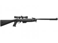 Пневматическая винтовка Crosman Diamondback 4,5 мм (переломка, пластик, прицел 4x32) вид справа