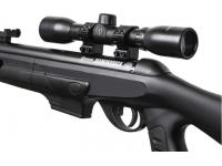 Пневматическая винтовка Crosman Diamondback 4,5 мм (переломка, пластик, прицел 4x32) гравировка