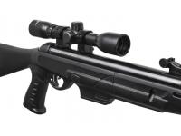 Пневматическая винтовка Crosman Diamondback 4,5 мм (переломка, пластик, прицел 4x32) оптика