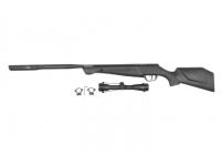 Пневматическая винтовка Crosman Quest 4,5 мм (переломка, пластик, прицел 4x32) вид слева