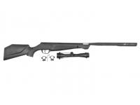 Пневматическая винтовка Crosman Quest 4,5 мм (переломка, пластик, прицел 4x32) вид справа