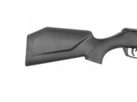 Пневматическая винтовка Crosman Quest 4,5 мм (переломка, пластик, прицел 4x32) приклад