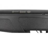 Пневматическая винтовка Crosman Quest 4,5 мм (переломка, пластик, прицел 4x32) гравировка