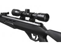 Пневматическая винтовка Crosman Thrasher 4,5 мм (переломка, пластик, прицел 4x32) цевье