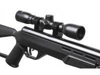 Пневматическая винтовка Crosman Thrasher 4,5 мм (переломка, пластик, прицел 4x32) рукоять