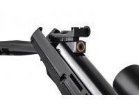 Пневматическая винтовка Crosman Thrasher 4,5 мм (переломка, пластик, прицел 4x32) переламывание