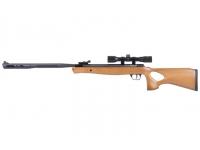 Пневматическая винтовка Crosman Valiant 4,5 мм (переломка, дерево, прицел 4x32)