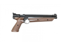 Пневматический пистолет Crosman P1377BR American Classic Brown 4,5 мм вид справа