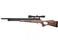 Пневматическая винтовка Evanix Hunting Master AR4 (SHB, Standard in Walut) 6,35 мм