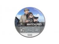 Пули пневматические Borner Match Pro 4,5 мм 0,46 грамма (500 шт)