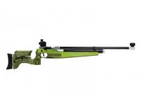 Пневматическая винтовка Walther LG400 Junior RE/LI Green Pepper 4,5 мм вид справа