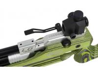 Пневматическая винтовка Walther LG400 Junior RE/LI Green Pepper 4,5 мм коллиматор вид сверху