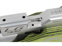 Пневматическая винтовка Walther LG400 Junior RE/LI Green Pepper 4,5 мм ствольная коробка