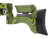 Пневматическая винтовка Walther LG400 Junior RE/LI Green Pepper 4,5 мм приклад