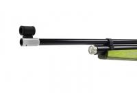 Пневматическая винтовка Walther LG400 Junior RE/LI Green Pepper 4,5 мм мушка