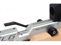 Пневматическая винтовка Walther LG400 Universal BU RE/LI 4,5 мм ствольная коробка вид сверху
