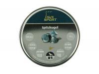 Пули пневматические H&N SpitzKugel 4,5 мм 0,56 грамма гладк. (500 шт.)