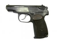 Травматический пистолет МР-80-13Т (два магазина, вварные зубы) .45 Rubber №1333119918