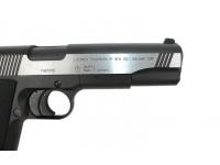 Пневматический пистолет Umarex Colt Government M1911 A1 Dark OPS 417.00.42 гравировка
