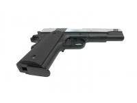Пневматический пистолет Umarex Colt Government M1911 A1 Dark OPS 417.00.42 магазин