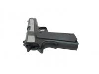 Пневматический пистолет Umarex Colt Government M1911 A1 Dark OPS 417.00.42 курок