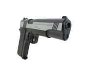 Пневматический пистолет Umarex Colt Government M1911 A1 Dark OPS 417.00.42 мушка