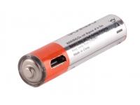 Аккумулятор Sorbo USB AAA 1.5V 400mAH вид №2
