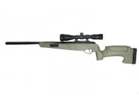 Пневматическая винтовка Stoeger Atac T2 Synthetic Green Combo 4,5 мм (31742)