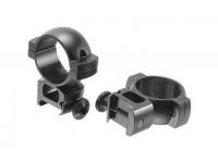 Кольца Veber 3021 H 8 мм с окошком