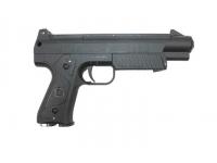 Пневматический пистолет Атаман-М2 с цевьем 4,5 мм вид справа