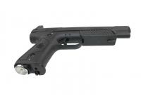 Пневматический пистолет Атаман-М2 с цевьем 4,5 мм рукоять