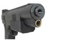 Пневматический пистолет Атаман-М2 с цевьем 4,5 мм мушка