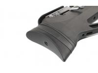 Пневматическая винтовка Hatsan FLASHPUP (пластик) 6,35 мм (3 Дж) затыльник