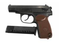 Травматический пистолет МР-79-9ТМ 9 мм P.А. (без доп. магазина) магазин