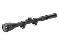 Оптический прицел Target 3-7x28 (Airsoft) вид слева