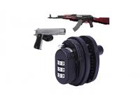 амок-предохранитель спусковой скобы TG-GL кодовый на оружии