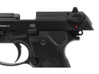 Пневматический пистолет Umarex Beretta M92 FS A1 черный 4,5 мм курок