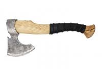 Топор Лесник 3 кован.ст. 9хС, рукоять из ценных пород дерева